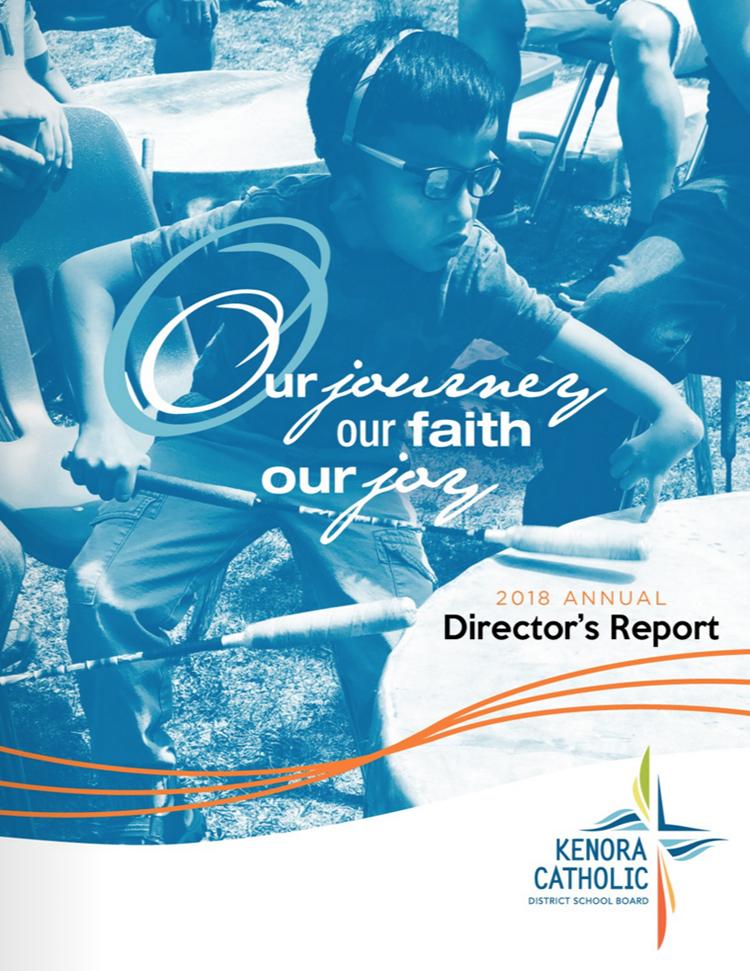 KCDSB 2018 Annual Directors Report