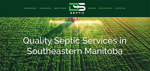 Designs that fly D&S Septic Services